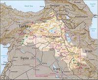 Иракский Курдистан и «новая» американская стратегия в Ираке
