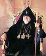 Католикос всех армян Гарегин II встретился с представителями национальных меньшинств страны
