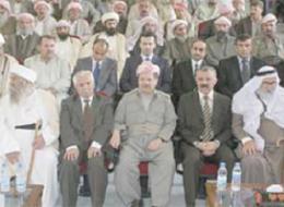 Барзани: Езидизм должен стать официальной религией в Курдистане