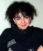 Илона Кочои - председатель Союза Езидской Молодежи Грузии