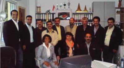 В Германии основан Центральный Совет  Езидов
