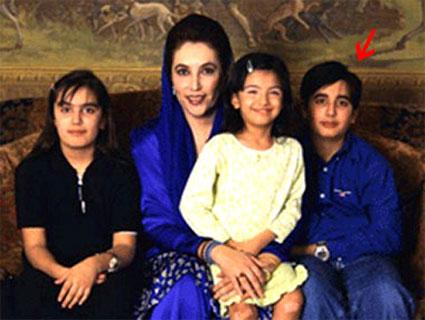 Сын Беназир Бхутто Билавель, возглавит Народную партию Пакистана