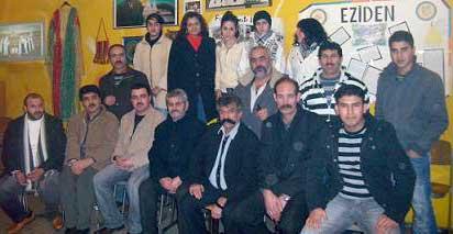 Пятый конгресс Союза Езидской молодежи Шарфадина прошел успешно
