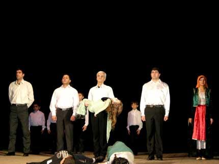 Исповедь Художественного руководителя курдского театра «МИДИЯ», Шалико Бекаса