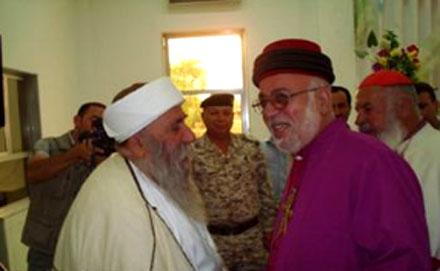 Глава христиан Ирака встретился с высшими Езидскими духовными деятелями