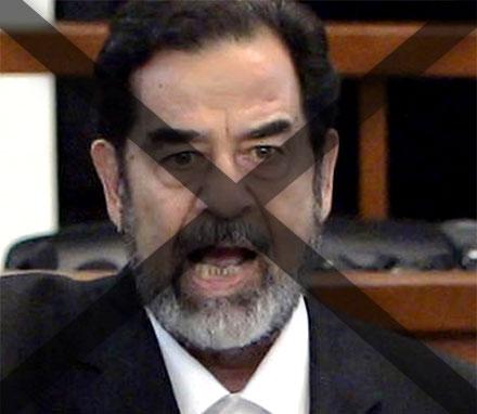 Присутствие Саддама курды ощущают и по сей день