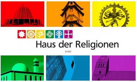 Религии представляют себя в Ганновере. Езиды.