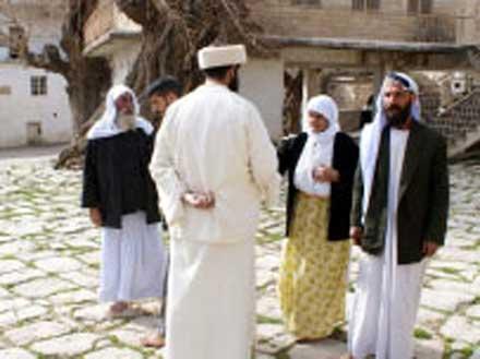 Езидские Шейхи приветствуют всех посетителей, курдов и не только