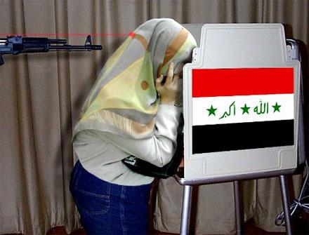 Закон о выборах в Ираке сталкивается с новыми проблемами