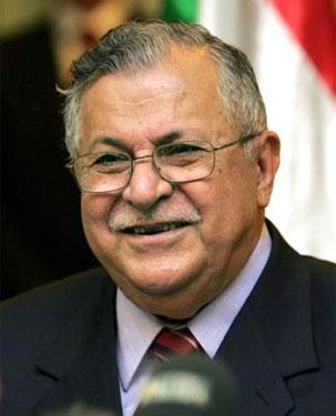 Глава Ирака поздравил Езидов с приближением езидского праздника Члэ Авинэ