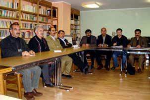 Встреча в Курдском институте в Кельне