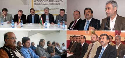В Германии состоялась конференция курдских писателей