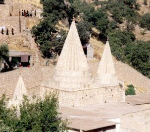 Оккупации и погромы храмового комплекса Лалеш
