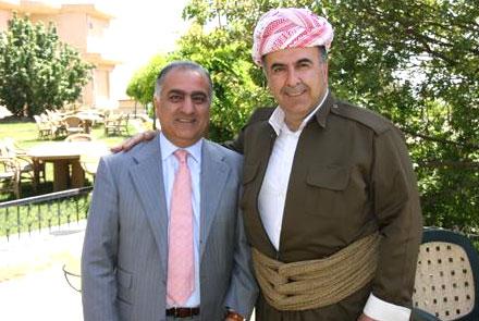 Фотоотчет о поедке Зелимхана Муцоева и Амирхана Мори в Курдистан