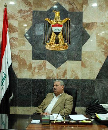 Губернатор Нинивии Аль Нуджайфи
