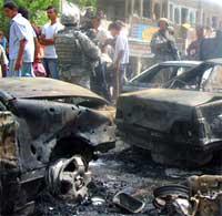 В результате нападения террористов в Шангале погибли 18 и ранено 27 человек