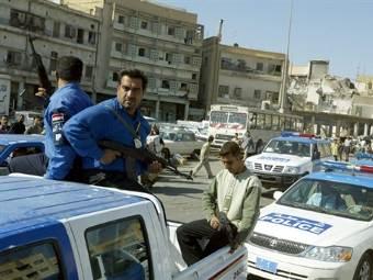 По уточненным данным, в результате теракта в Ираке погиб 21 человек.