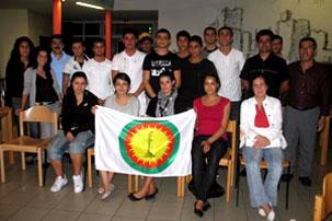 Состоялся конгресс Союза Езидской молодежи в немецком городе Веез