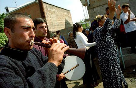 Какие желания у Езидов Ирака на 2010 год?