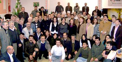 На заседании Культурного центра были избраны главы Езидского Культурного центра