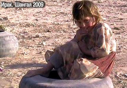Езиды Ирака борются за выживание
