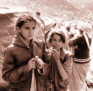 2000 Езидов вынуждены были стать беженцами. И поток езидских беженцев из Ирака продолжается...