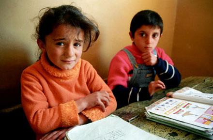 11 школ и 500 учителей для синджарцев в 2010 году – проект Министерства образования Курдистана
