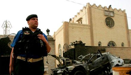 Религиозные меньшинства Ирака находятся под угрозой неопределенности