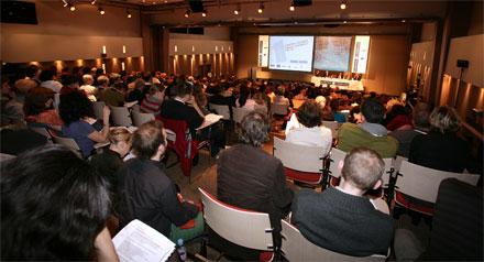 Научная конференция в Москве