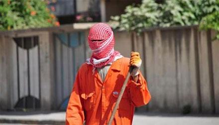 В Сулеймании сборщики мусора стыдятся своей профессии