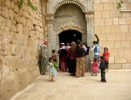 В Шейхане был проведен семинар посвященный памятникам истории в Курдистане