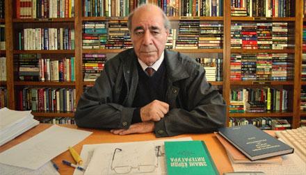 Скончался курдский ученый Максим Хамо