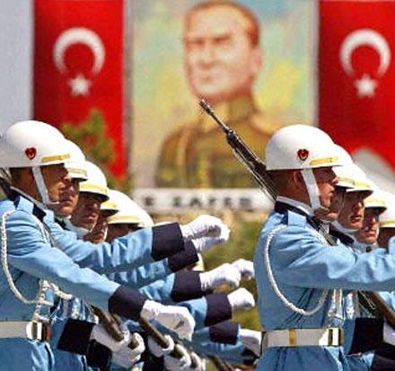 С Ататурком в ЕС или правда о Турецком фашизме