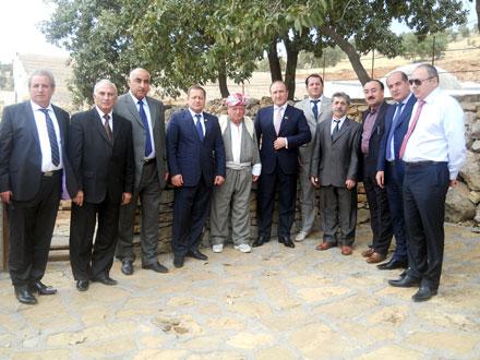 Фотоотчет о посещении Курдистана