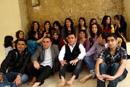 Преподаватели университета города Захо посетили храм Лалиш
