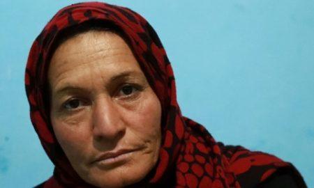 Бисса находится в центре Сирийских демократических сил возле нефтяного месторождения Омар в восточной Сирии. Она одна из группы езидских женщин, которые на прошлой неделе сбежали из плена боевиков Исламского государства (ИГИЛ). Там женщин держали в качестве «сексуальных рабынь».