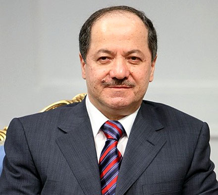 Поздравления Езидов президента Курдистана Масуда Барзани