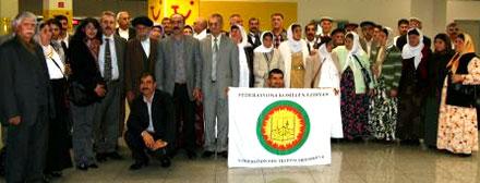 Езидские паломники в Германии готовятся в путь на Святую Землю