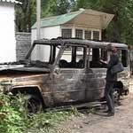 Война езидских кланов в центре Ярославля - взорван гараж Михаила Полатова