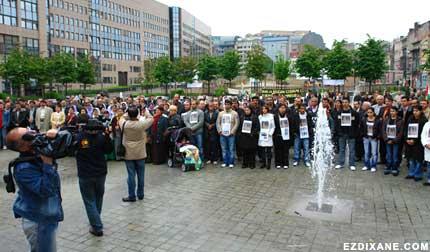 Митинг Езидов в Брюсселе состоится сегодня