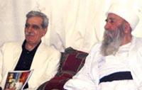 Ахмед Турк посетил святой Лалеш