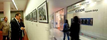 Фотовыставка под названием Езиды открылась в курдском городе Диярбакыр