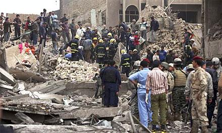 Август 2007 — Прекращение  сектантского огня
