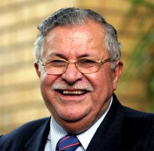 Мир Тахсин бег лично возглавил делегацию для переговоров с президентом Ирака