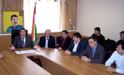 Тамбовские курды не стоят в стороне от происхоящего с А. Оджаланом