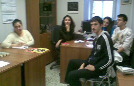 Продолжается набор в курдскую воскресную школу