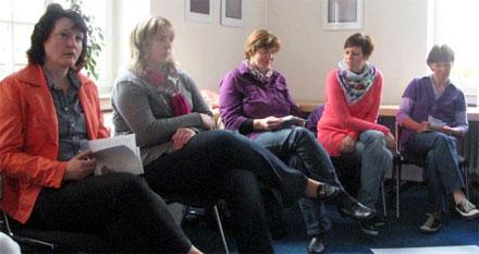 Семинар о Езидизма в Католической академии Штапелфельд в Германии