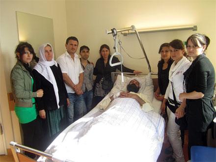 Господин Папа Чауш благодарит всех за поддержку и заботу во время его пребывания в больнице Мюнхена