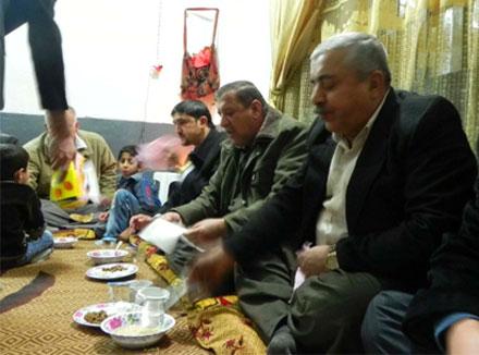 Курды-езиды празднуют «Батэзми»