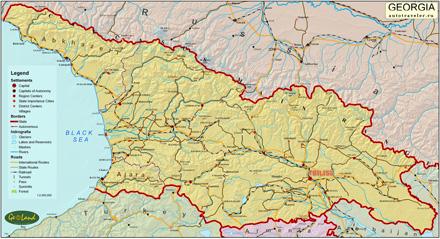В Грузии стало больше религиозных организаций